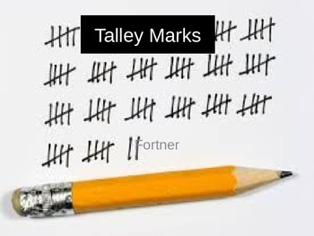 Talley Marks for Visual Learners