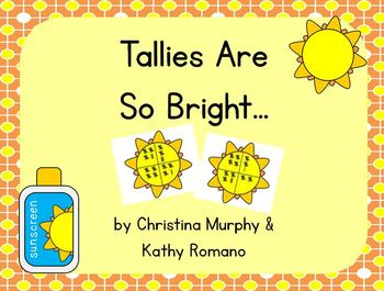 Tallies Are So Bright!