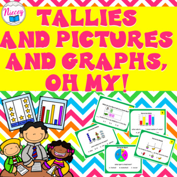 Graphs and Charts Task Cards