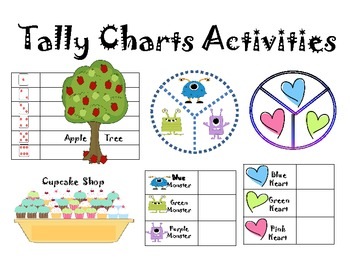 Tally Activites (Differentiated)
