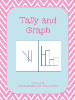 Tally And Graph NO PREP printables