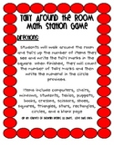 Tally Around the Room Math Workstation Game