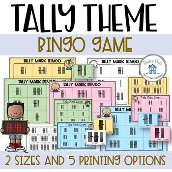 Tally Bingo