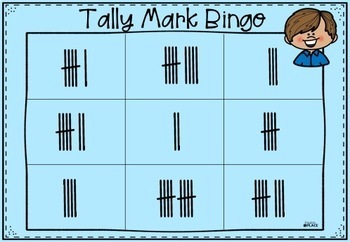 Tally Mark Bingo