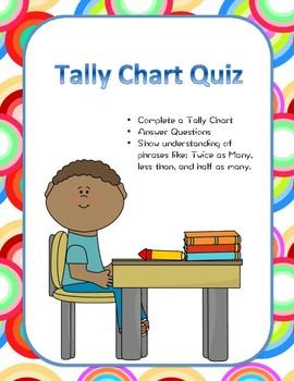 Tally Chart Quiz