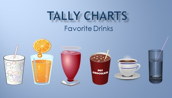 Tally Charts - Favorite Drinks.