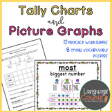 Tally Charts and Picture Graphs- 1st Grade