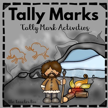 Kindergarten - Special Education - Math -Tally Daily Charts & Tally Activities