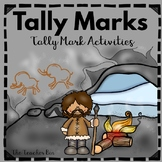 Kindergarten - Special Education - Math -Tally Daily Chart