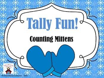 Tally Fun!: A Matching Center Activity (Grades 1 & 2)