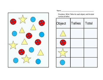 Tally Graph Activity
