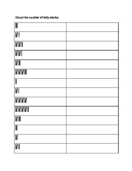 Tally Graph Bundle (1.MD.4)