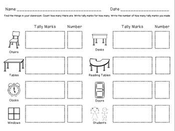 Tally Ho: Activities with Tally Marks