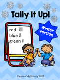 Tally It Up!  Winter edition