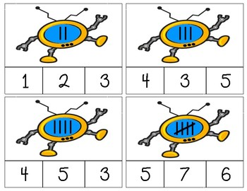 Tally Mark Activities and Games
