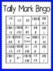 Tally Mark Bingo (30 completely different cards & calling