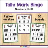 Tally Mark Bingo to 10