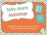 Tally Mark Matchup, War, and an Assessment