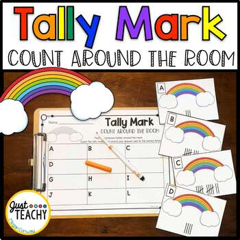 Tally Mark Count Around the Room
