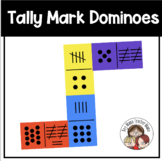 Tally Mark Dominoes