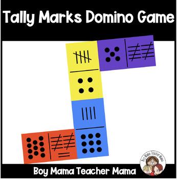 Tally Mark Dominoes