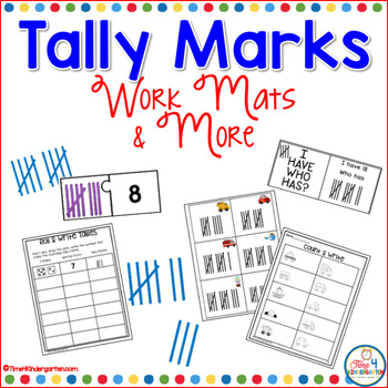 Tally Mark Fun and More