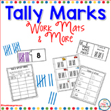 Tally Marks Work Mats and Activities