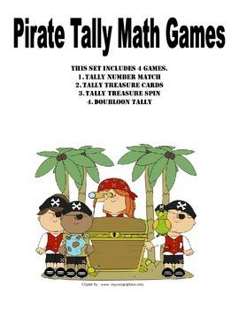 Tally Mark Game Set