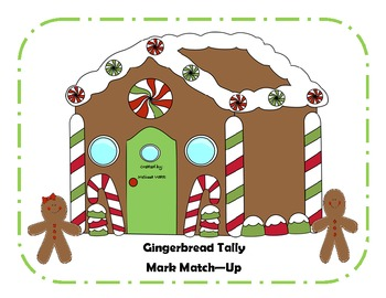 Tally Mark Gingerbreads