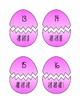 Matching GAME Tally Marks 1-20 - Spring/Easter Egg