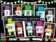 Tally Mark Math Robots- Tallying Puzzles, Classroom Poster