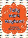 Tally Mark Mayhem (Tally Mark Activities)