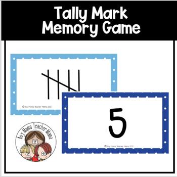 Tally Mark Memory Game