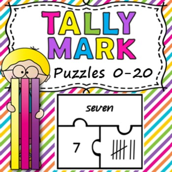 Tally Marks 0-20