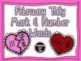 Tally Mark & Number Word Match