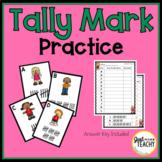 Tally Mark Practice