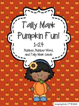 Tally Mark Pumpkin Fun!