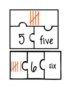 Tally Mark Puzzle