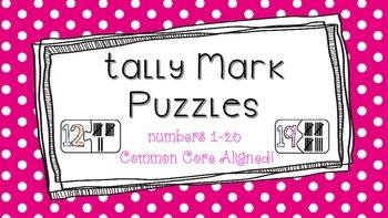 Tally Mark Puzzles