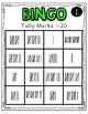 Tally Mark QR Code Bingo