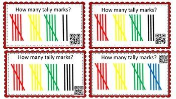 Tally Mark QR Codes