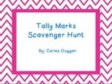 Tally Mark Scavenger Hunt