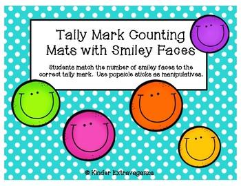 Tally Mark Smiley Face Game