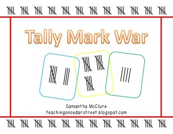 Tally Mark War