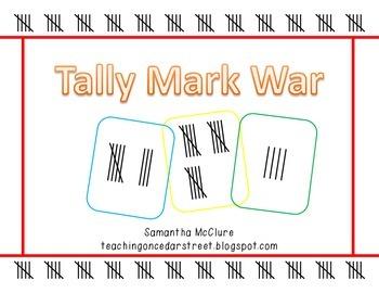 Tally Mark War
