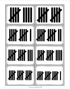 Tally Mark War (A Number Sense Game)