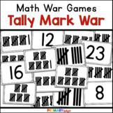 Tally Mark War Game to Build Number Sense
