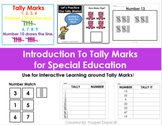 Tally Mark Worksheets
