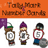 Tally Mark and Number Cards {FALL/AUTUMN}
