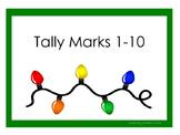 Tally Marks 1-10